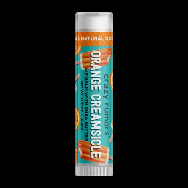 411 orange creamsicle transparent
