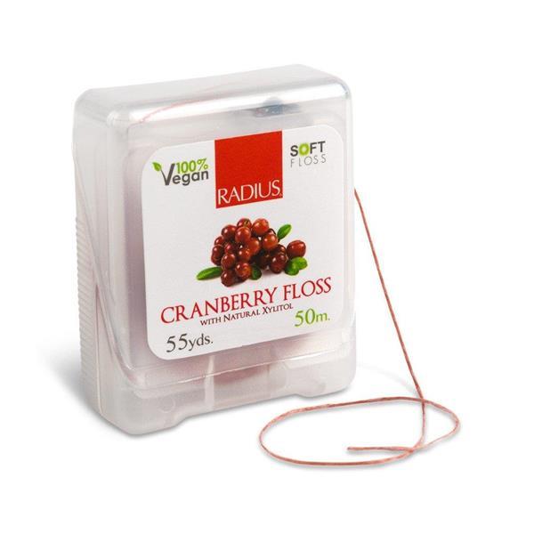 600 Radius Cranberry Floss