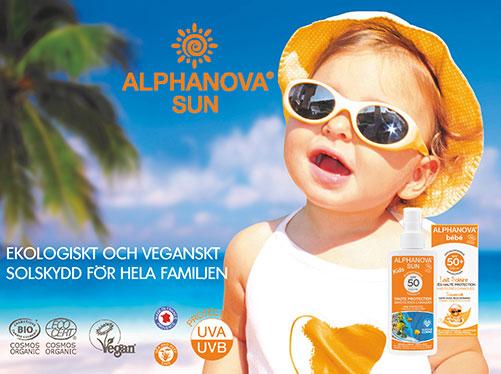 Alphanova sol baby