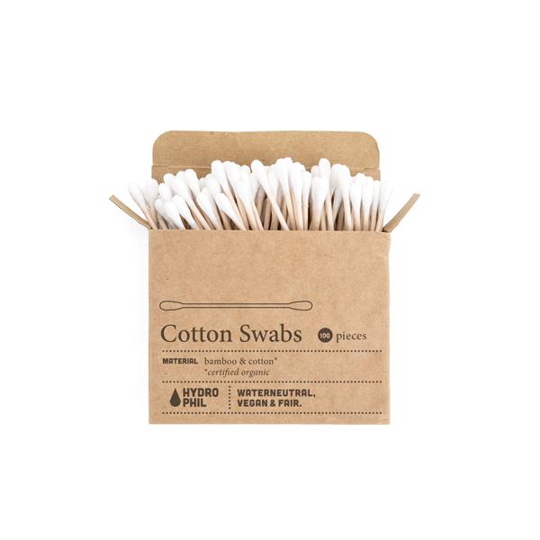 Hydrophil Cotton Swaps Web