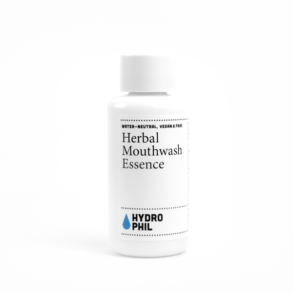 Hydrophil Herbal Mouth Wash Web