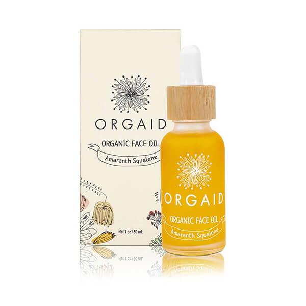 Orgaid Face Oil web