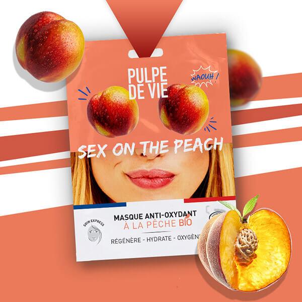 Pulpe Sex on the peach web