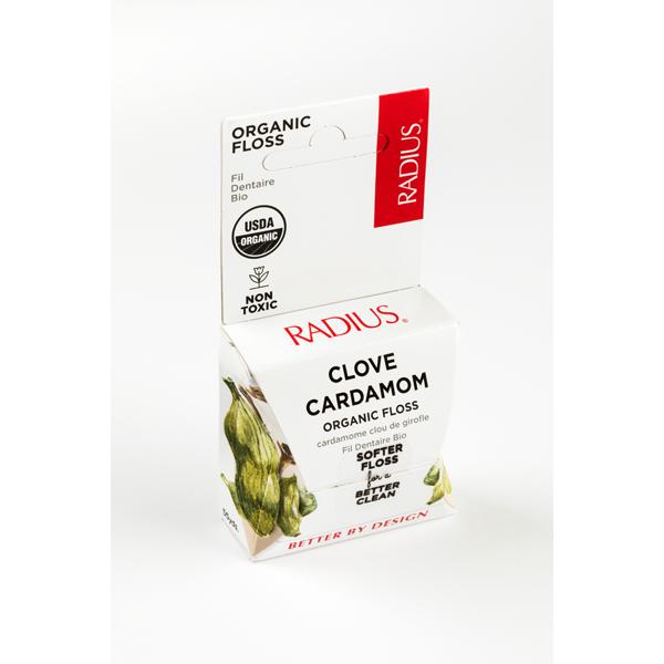Radius Cardamom Clove Web