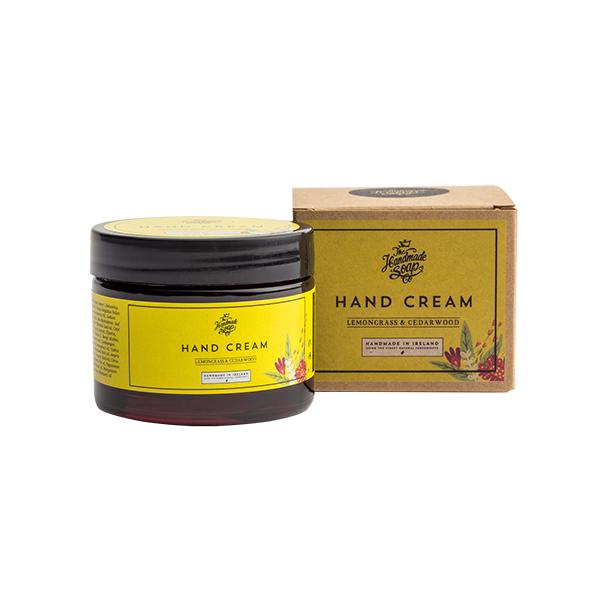 THMSC Hand Cream 50 ml lemongrass web