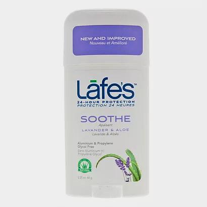 novaconcept lafes deodorant twist stick soothe
