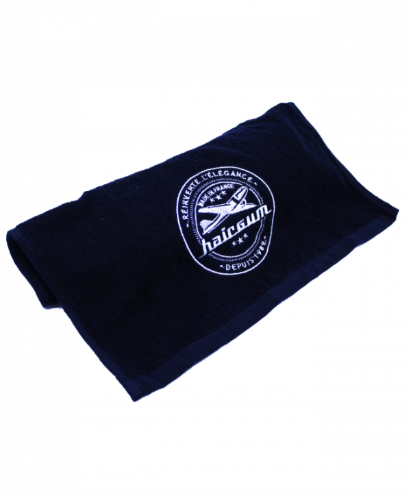 serviette rasage