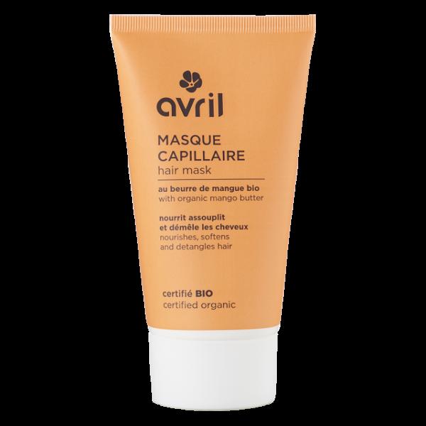 organic hair mask with mango.jpg e1605543971940