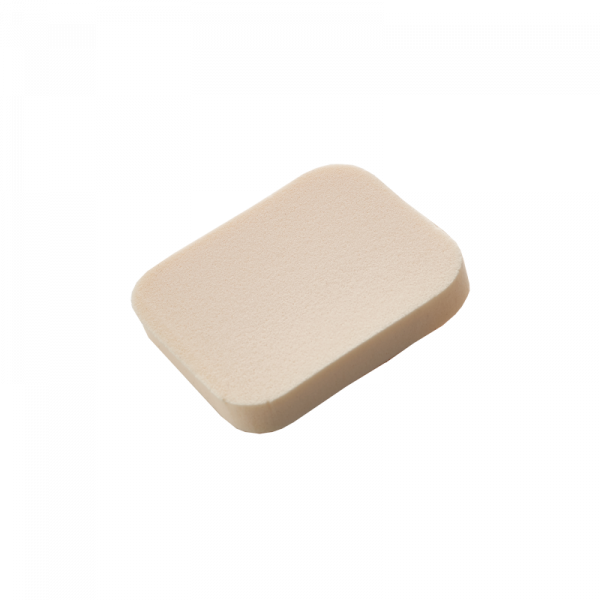 square make up sponges x2 latex free