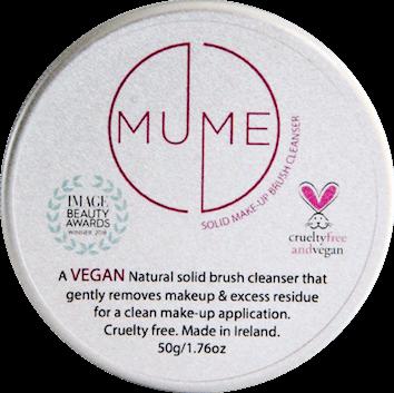 33001 Vegan Solid Make Up Brush Cleanser
