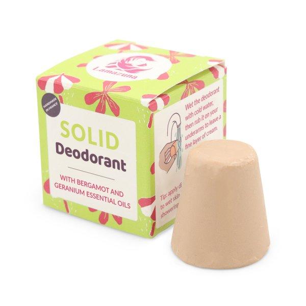 Lamazuna Deodorant bergamot EN