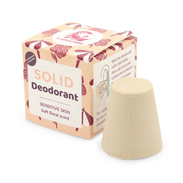 Lamazuna Deodorant softFloral EN