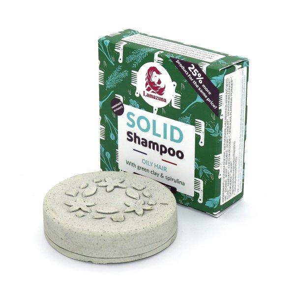 Lamazuna ShampoingNew Spiruline EN