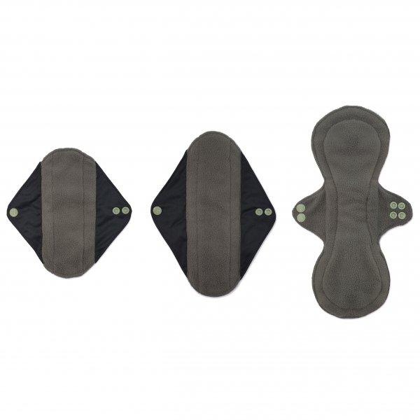 Bambaw Reusable Sanitary Pads 1 Packshot Family 3 scaled