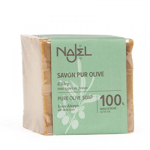 savon alep pur olive najel 200g