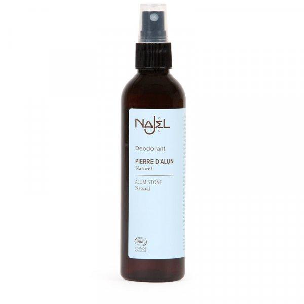 spray pierre alun najel deodorant naturel 125ml