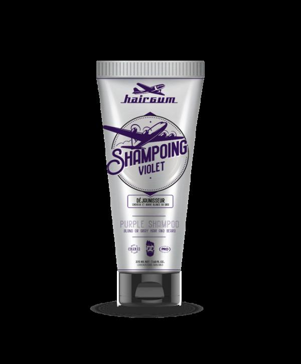 shampoing violet