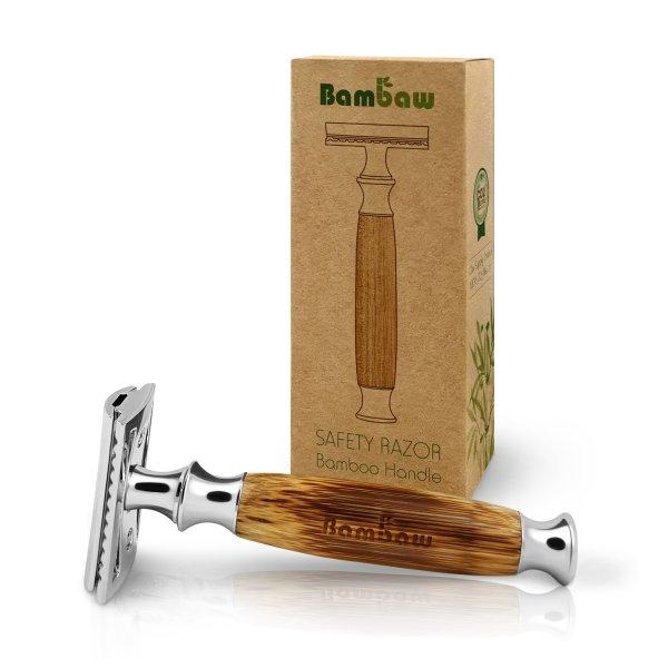 Bambaw Bamboo Safety Razor 1 Packshot 5