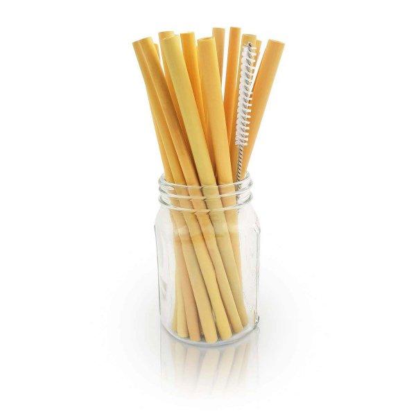 Bambaw Bamboo Straws 1 Packshot Bulk Long 02