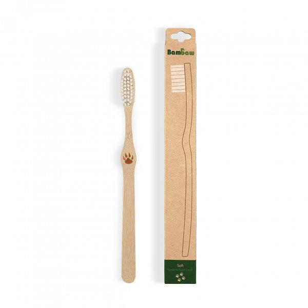 Bambaw Toothbrush 1 Packshot Soft 01