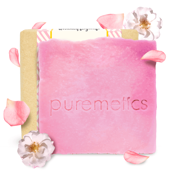 Puremetics Naturseife Wildrose 0