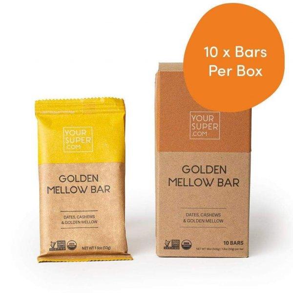 your super 10x golden mellow bars your super bars