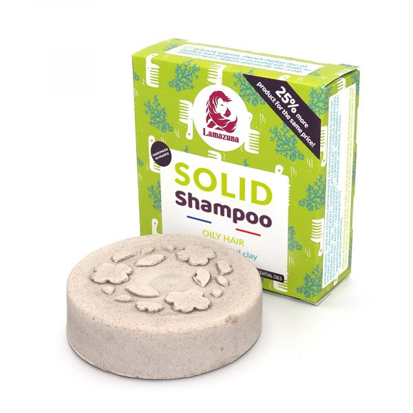 Lamazuna Shampoo Ghassoul HD
