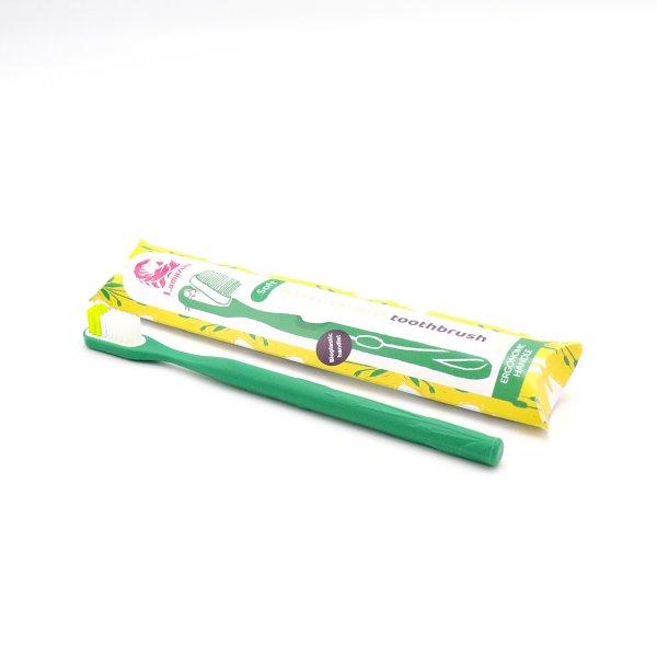 Lamazuna Toothbrush green soft HD