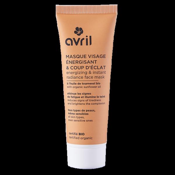 energizing face mask certified organic