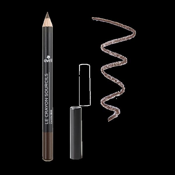 Eyebrow pencil brun