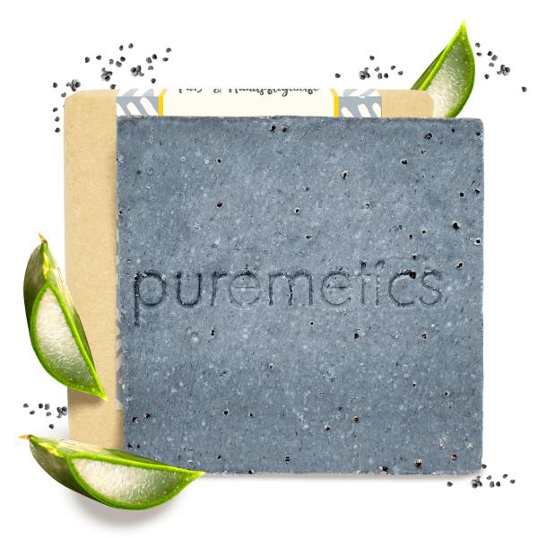 Puremetics Naturseife AloeVeraMohn 0