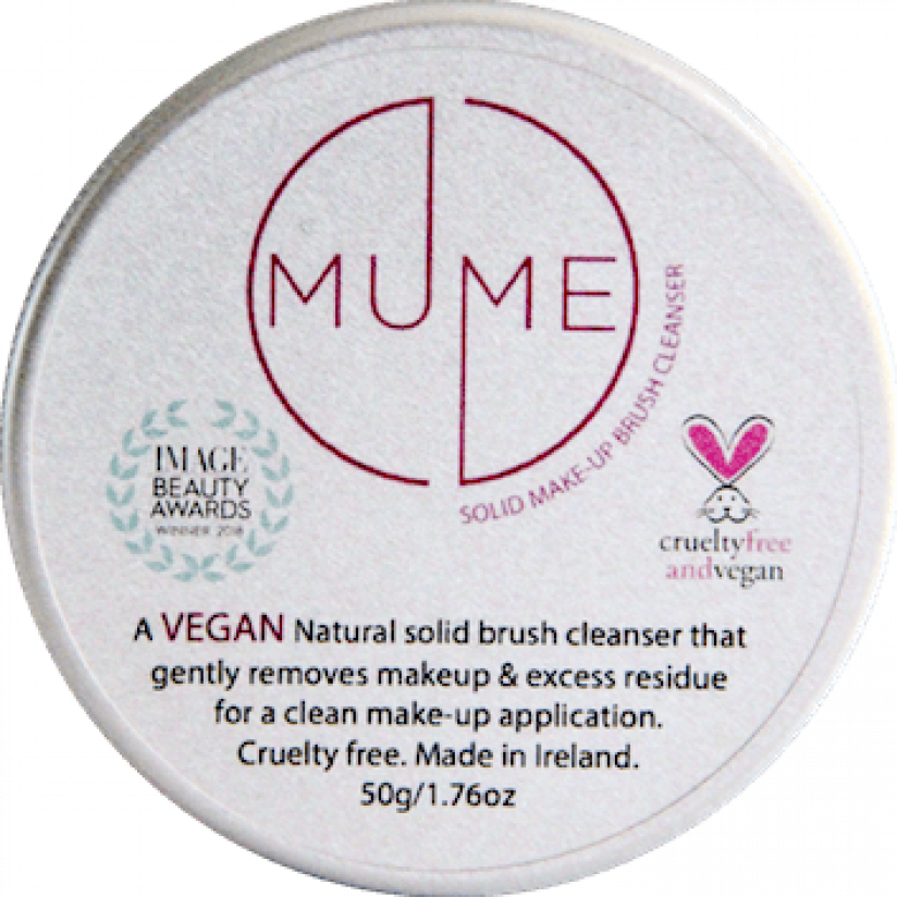 33001 Vegan Solid Make-Up Brush Cleanser