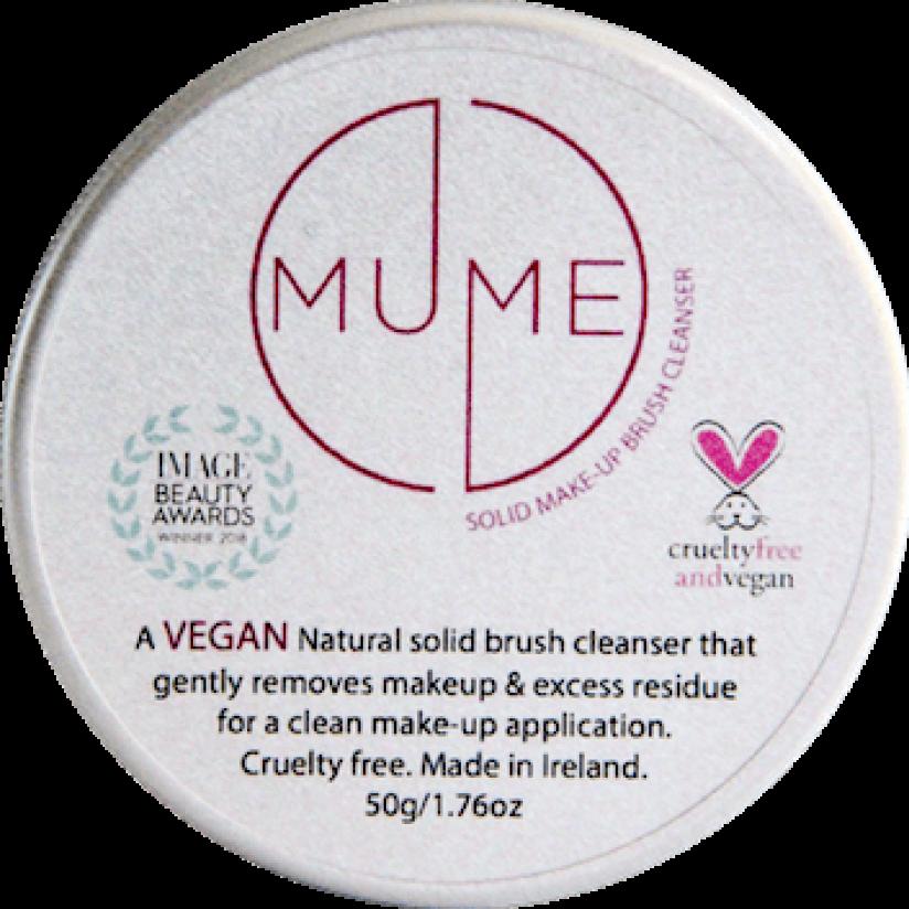 33001 Vegan Solid Make-Up Brush Cleanser