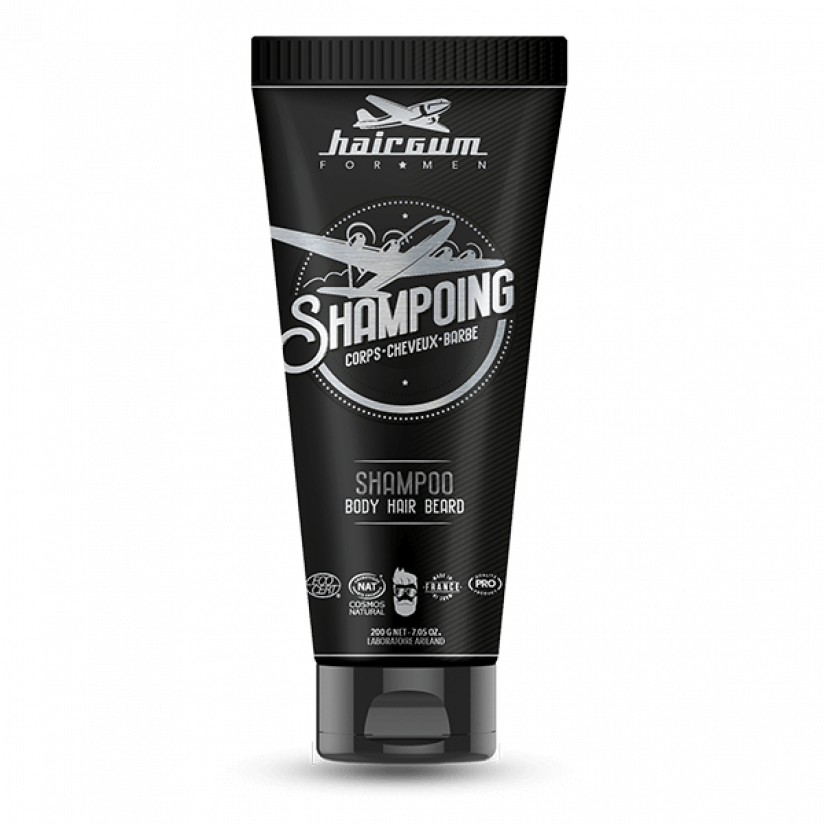 HGFM200SB Hairgum For Men Shampoo