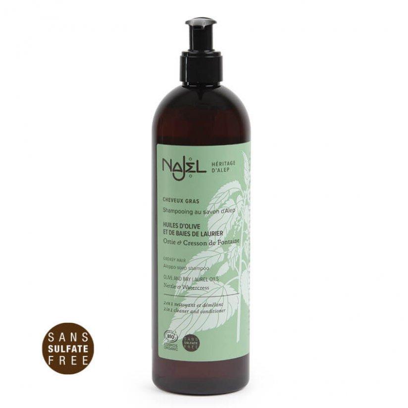 shampooing-cheveux-gras-najel-500ml-cosmos-organic