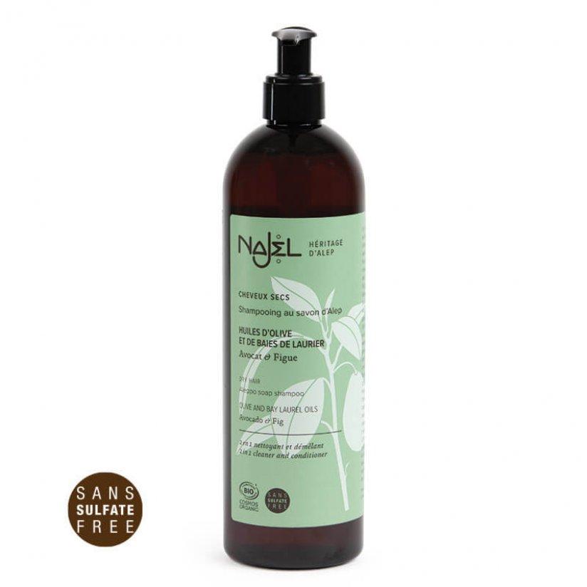 shampooing-cheveux-secs-najel-500ml-cosmos-organic